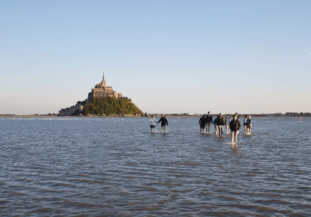 Découverte-Mont-Saint-Michel