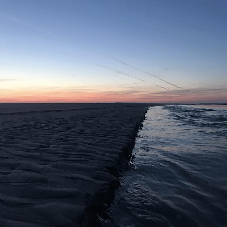 fleuve baie mont saint michel