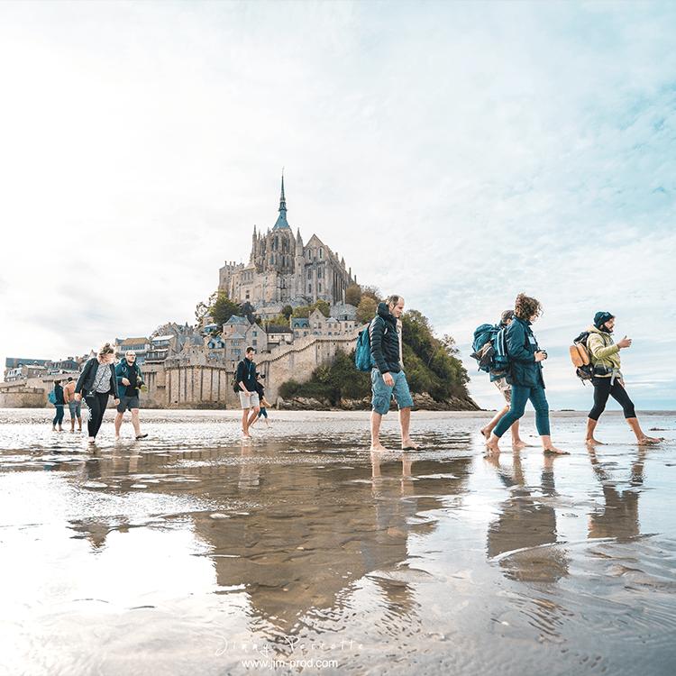guide baie mont saint michel